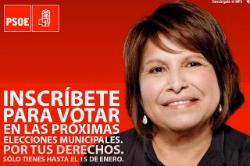Las personas inmigrantes cuyos países tienen acuerdos con España y residentes de la UE podrán votar en las próximas elecciones municipales