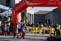 II Carrera Solidaria de Navidad de Hoyo de Manzanares recauda más de 3.000 euros