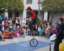 Se celebró el Carnaval infantil en Torrelodones