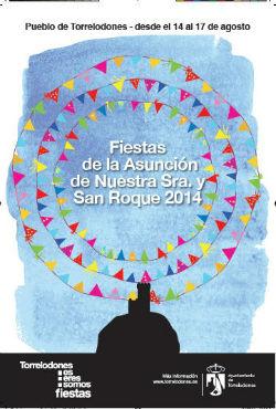 Programa de las fiestas patronales de la Asunción y San Roque