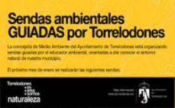 Sendas ambientales guiadas por Torrelodones: enero.