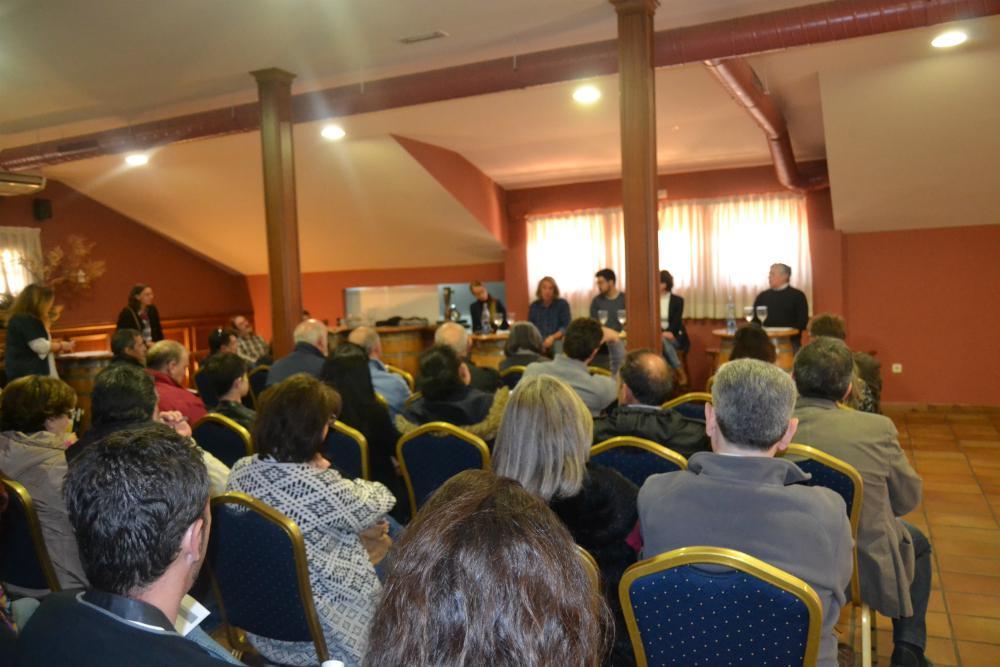 Confluencia ciudadana se presenta en Torrelodones