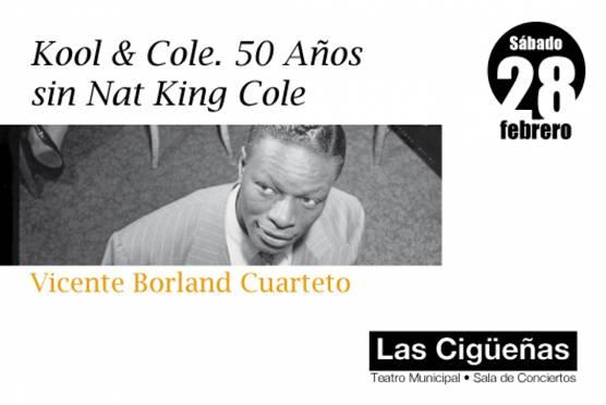 Concierto Kool & Cole. 50 Años sin Nat King Cole
