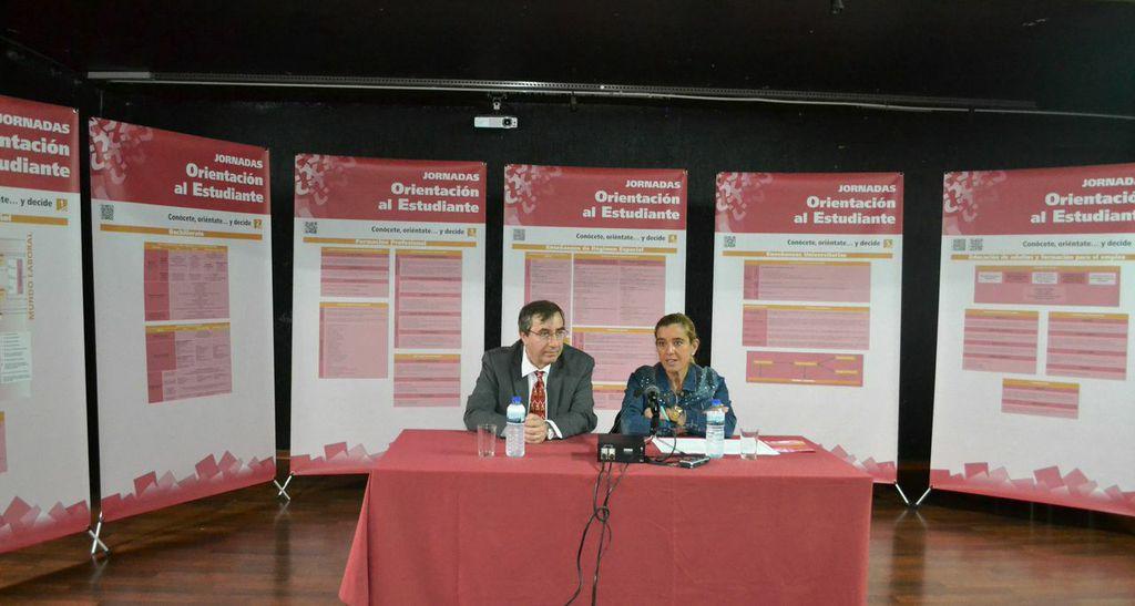 Jornadas de Orientación al Estudiante en Collado Villalba hasta el 17 de marzo