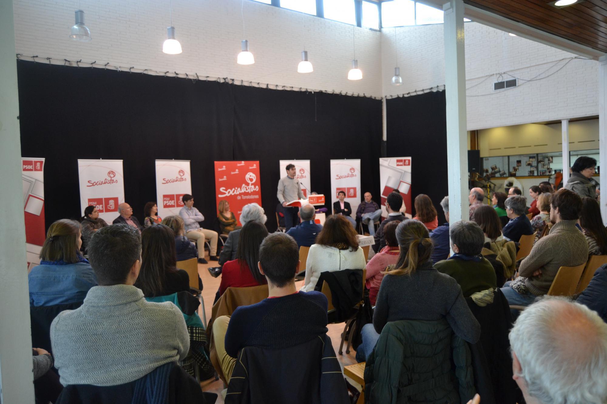 PSOE Torrelodones quiere liderar la alternativa de izquierdas en Torrelodones