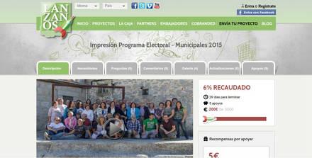 Vecinos por Torrelodones lanza una campaña de crowdfunding
