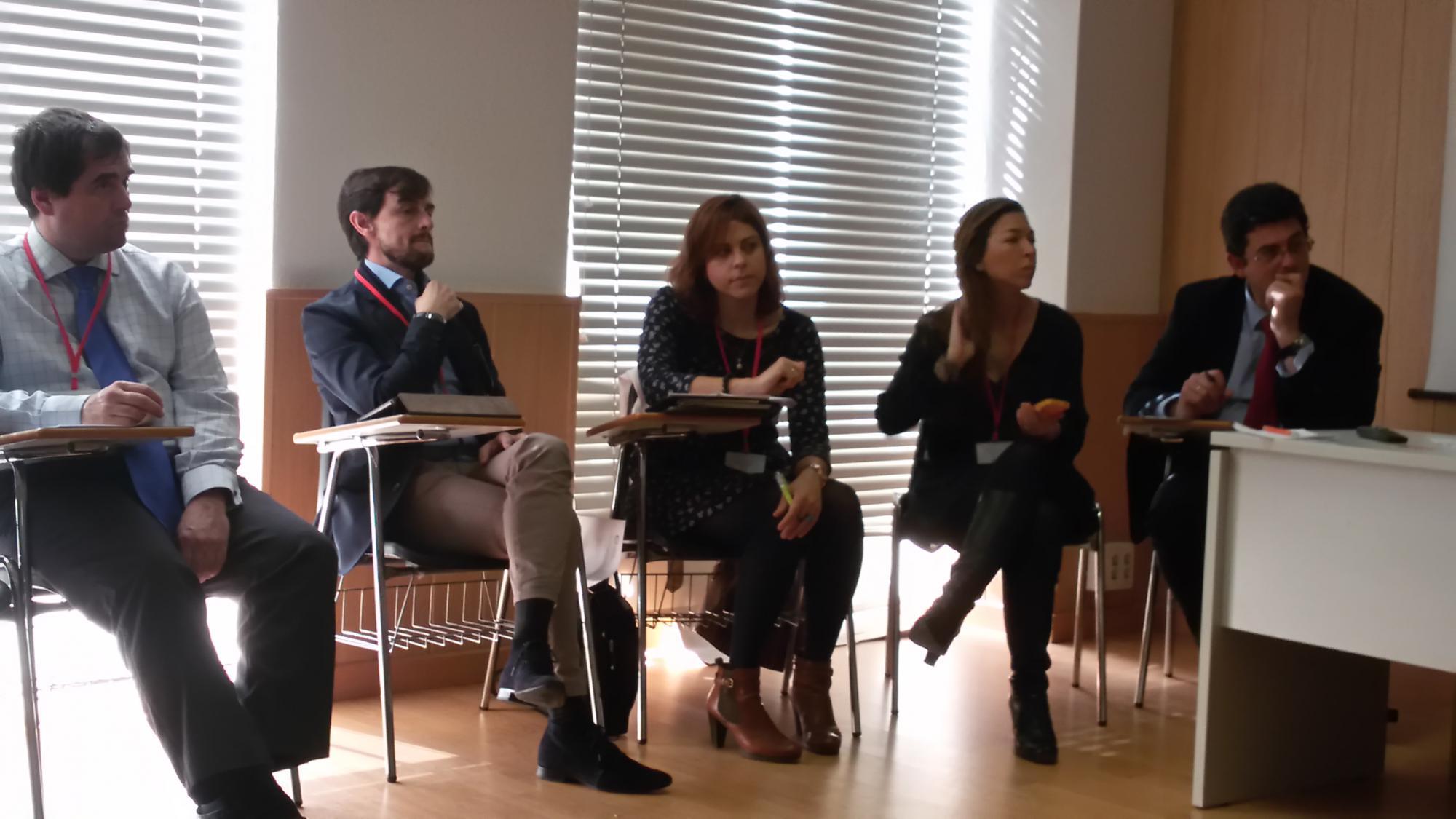 Celebrado el II Encuentro de representantes de Asociaciones Empresariales de la Zona Noroeste y Norte de la Comunidad de Madrid.