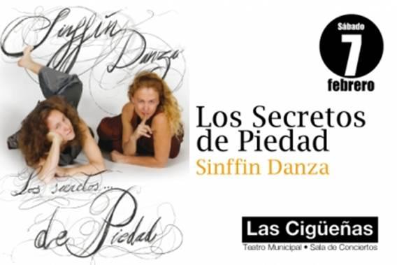 Los Secretos de Piedad, de Sinffín Danza