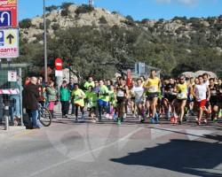 Alta participación en la XXIX Pedestre Popular de Torrelodones