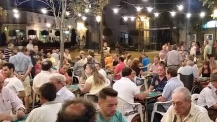 Los torneos de mus y chinchón, dos clásicos de las fiestas de Galapagar