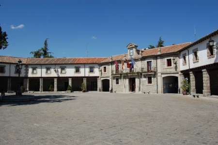 Guadarrama dará la bienvenida a los turistas a Madrid