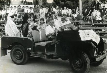 Galapagar rememora antiguas fiestas gracias a fotografías de sus vecinos