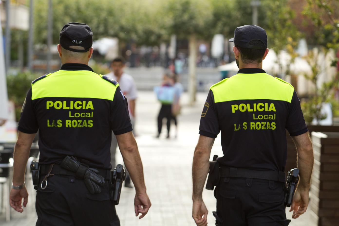 La Policía Local de Las Rozas recogerá las llaves de viviendas y negocios de los vecinos que lo deseen durante las vacaciones