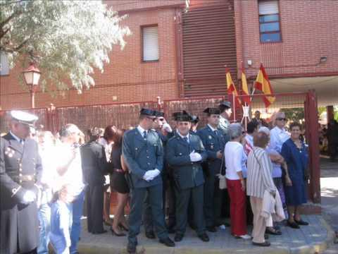La Guardia Civil de Torrelodones celebra a su patrona