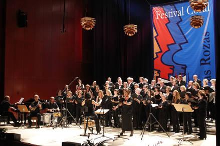 El XV Festival Coral de Las Rozas congrega en el Auditorio a destacados grupos de música vocal