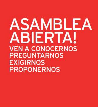 III Asamblea Abierta de los socialistas de Torrelodones