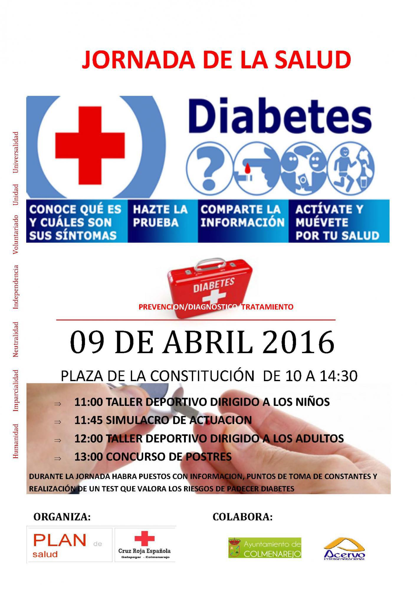 Jornada de la Salud en Colmenarejo