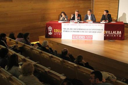 Comisiones Obreras presenta un Plan para reactivar la economía de la Sierra de Guadarrama