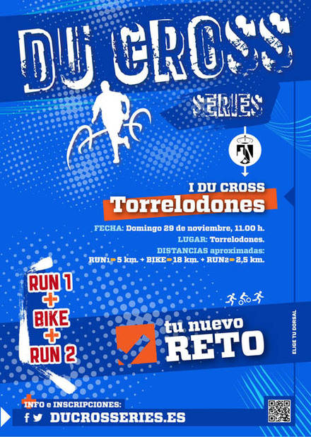 Torrelodones se une a Du Corss series