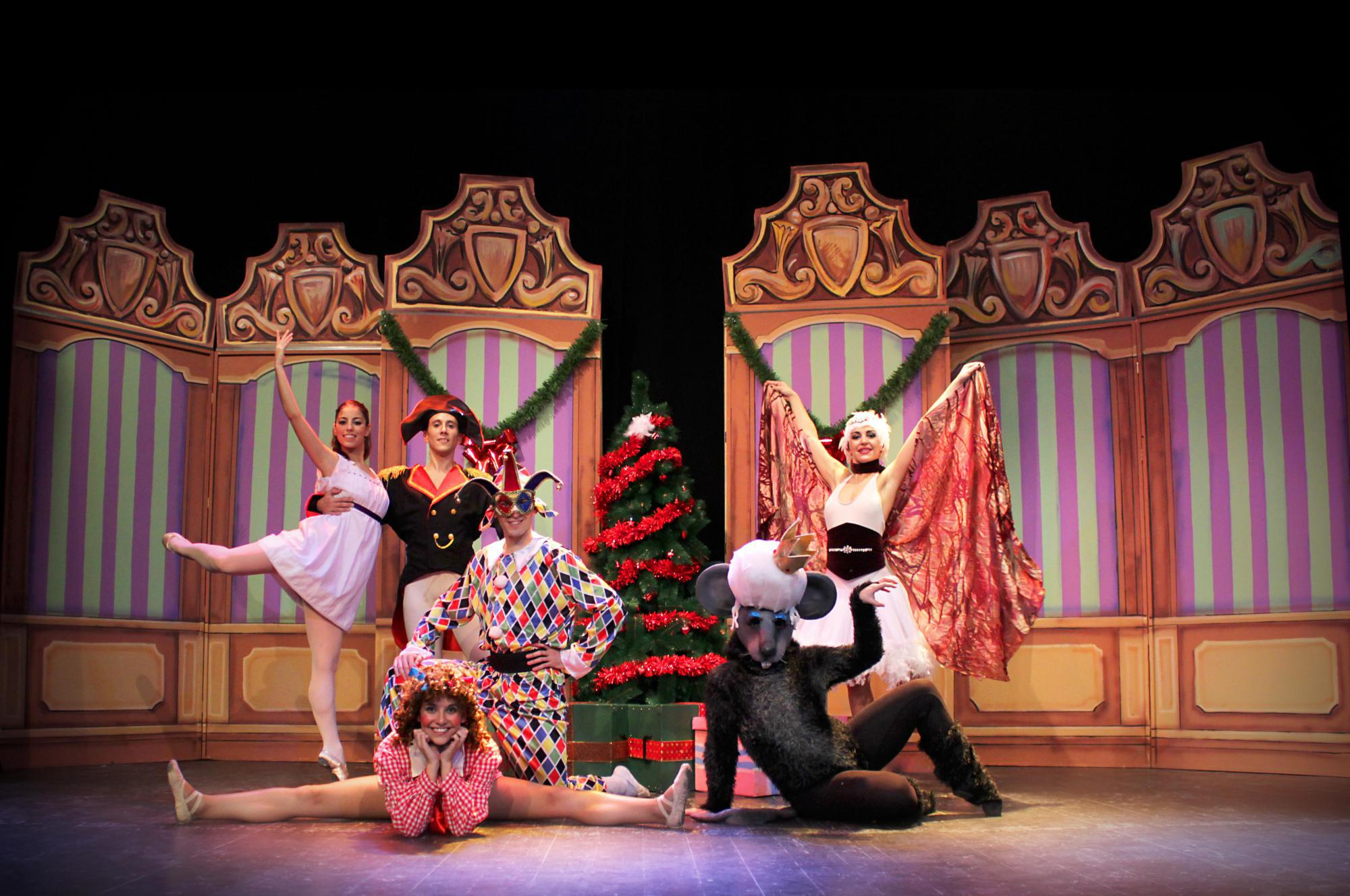 """Llega """"El Cascanueces"""" al Teatro Jacinto Benavente de Galapagar"""