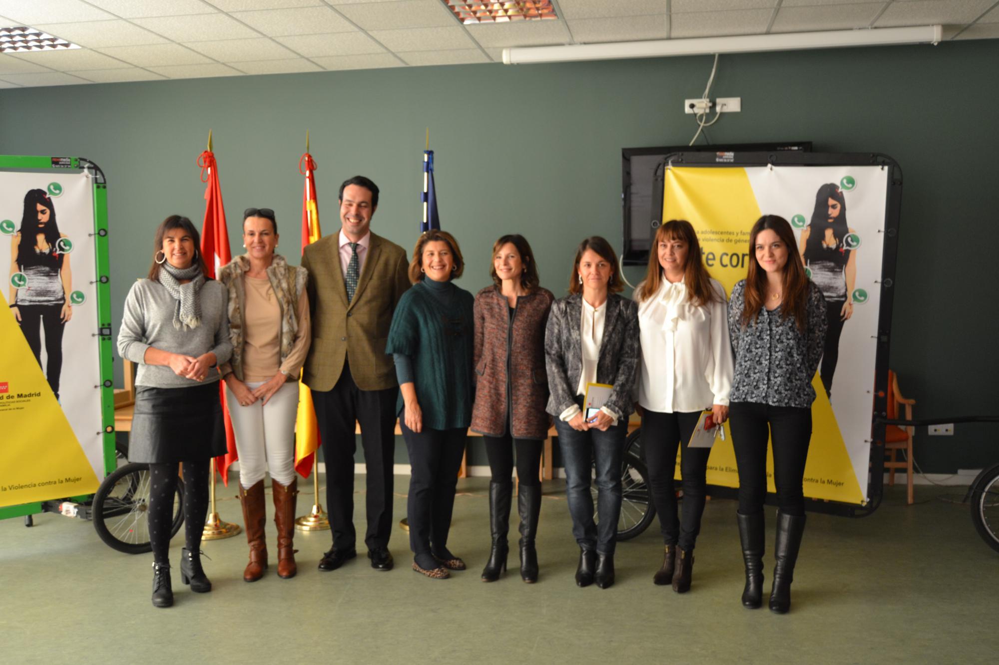 Segunda jornada informativa en Torrelodones sobre la violencia de género en adolescentes