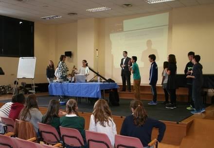El Ayuntamiento de Las Rozas organiza el III Torneo municipal de Debate Escolar