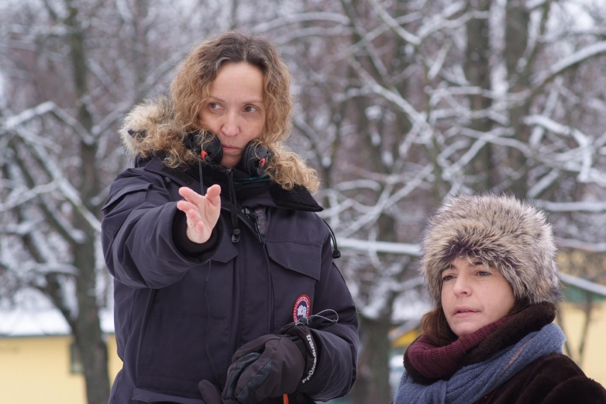 DANIELA FEJERMAN, directora y guionista de cine