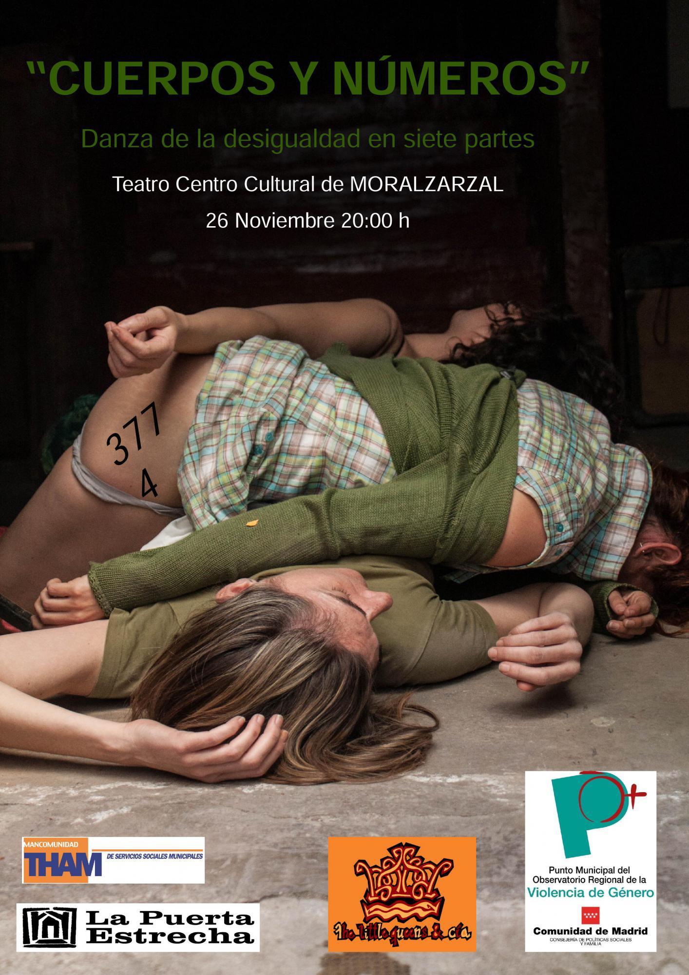 Danza de la Desigualdad en Moralzarzal