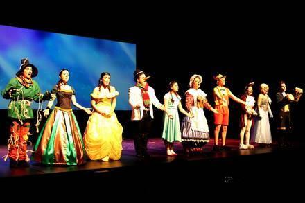 Películas y cuentos europeos para los niños de Galapagar