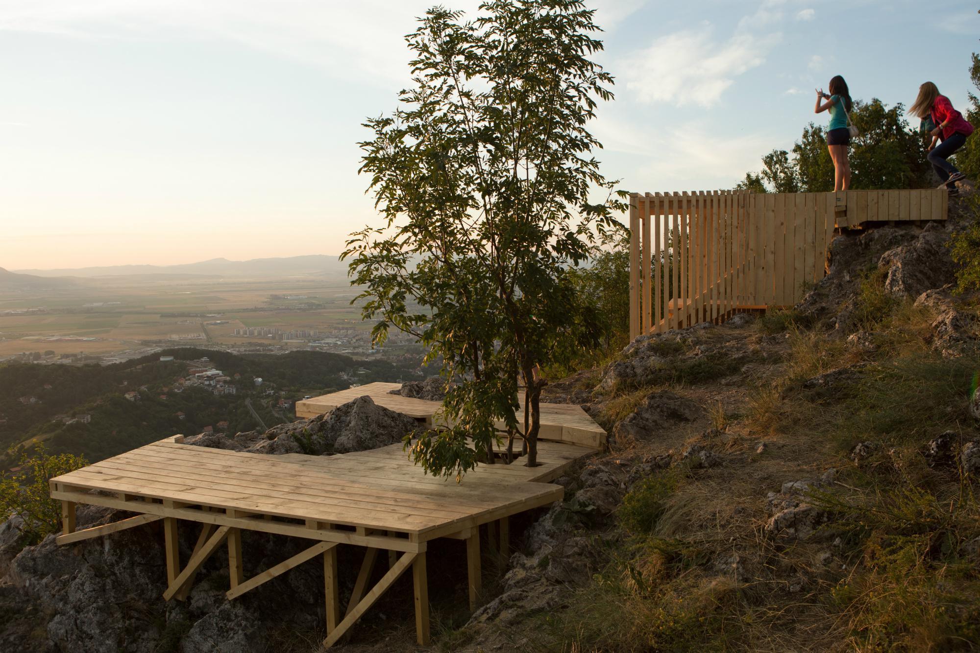 Arquitectura joven y sostenible para la Sierra