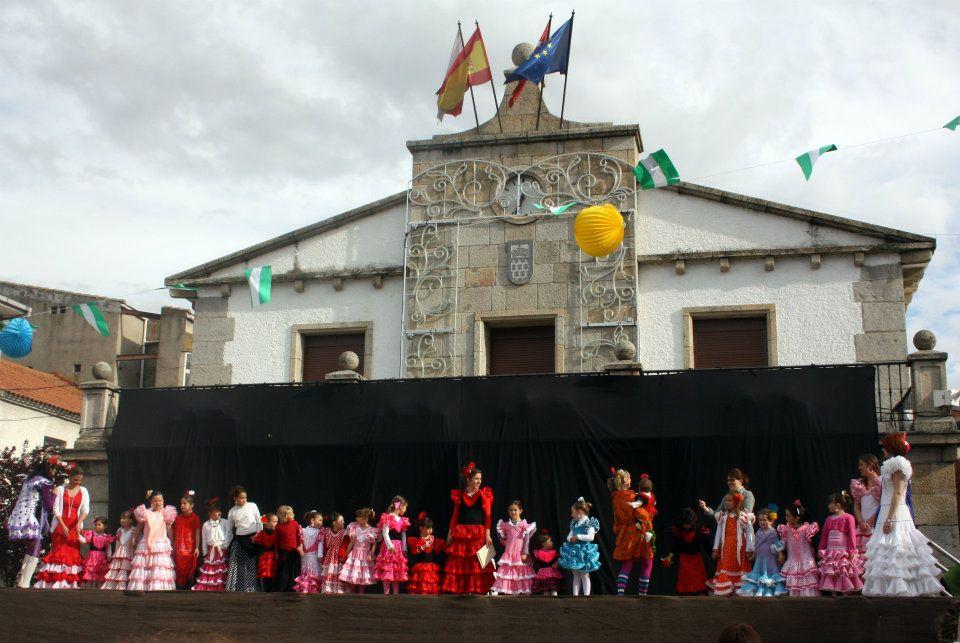 IV Edicion de la Feria de abril en Galapagar