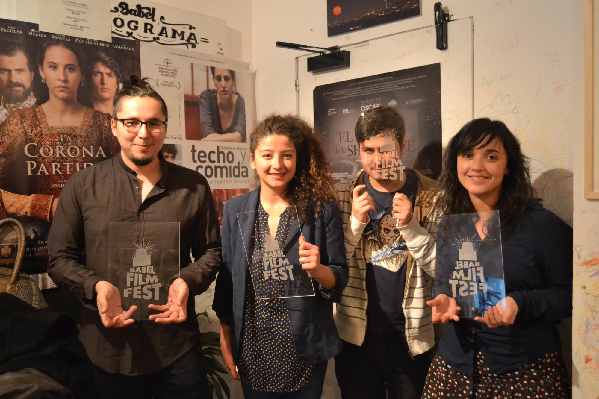 Ganadores del Babel Film Festival