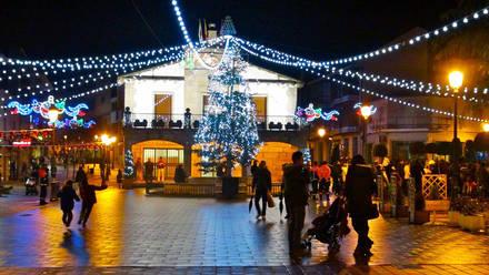 Galapagar a las puertas de su Navidad más solidaria