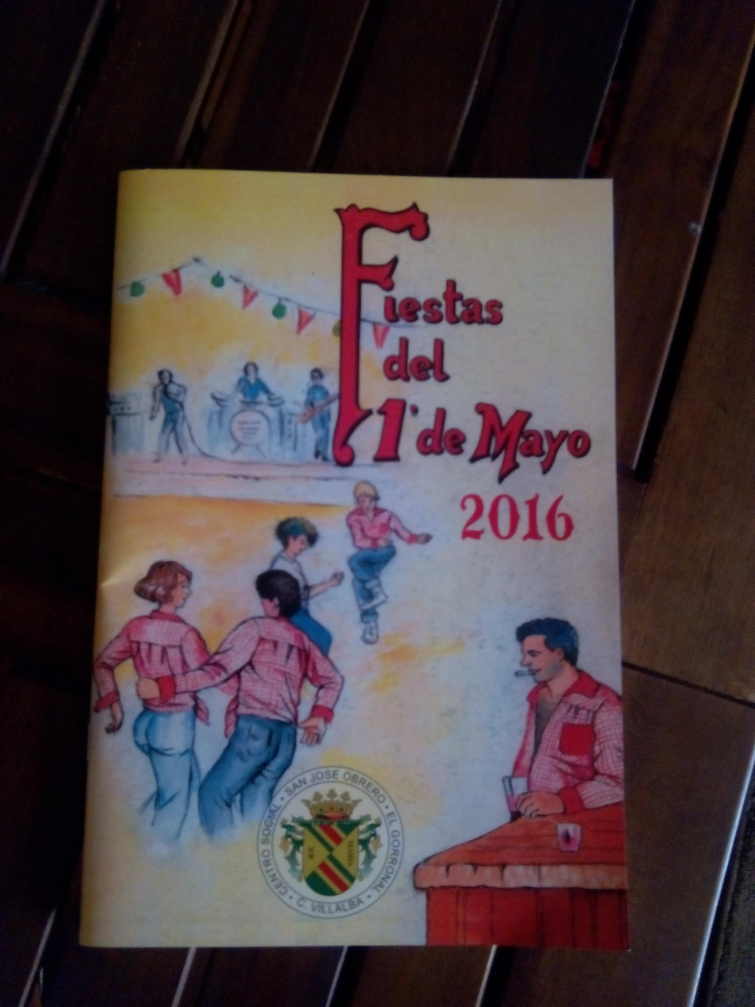Collado Villalba celebra las Fiestas de San José Obrero en el Barrio de El Gorronal