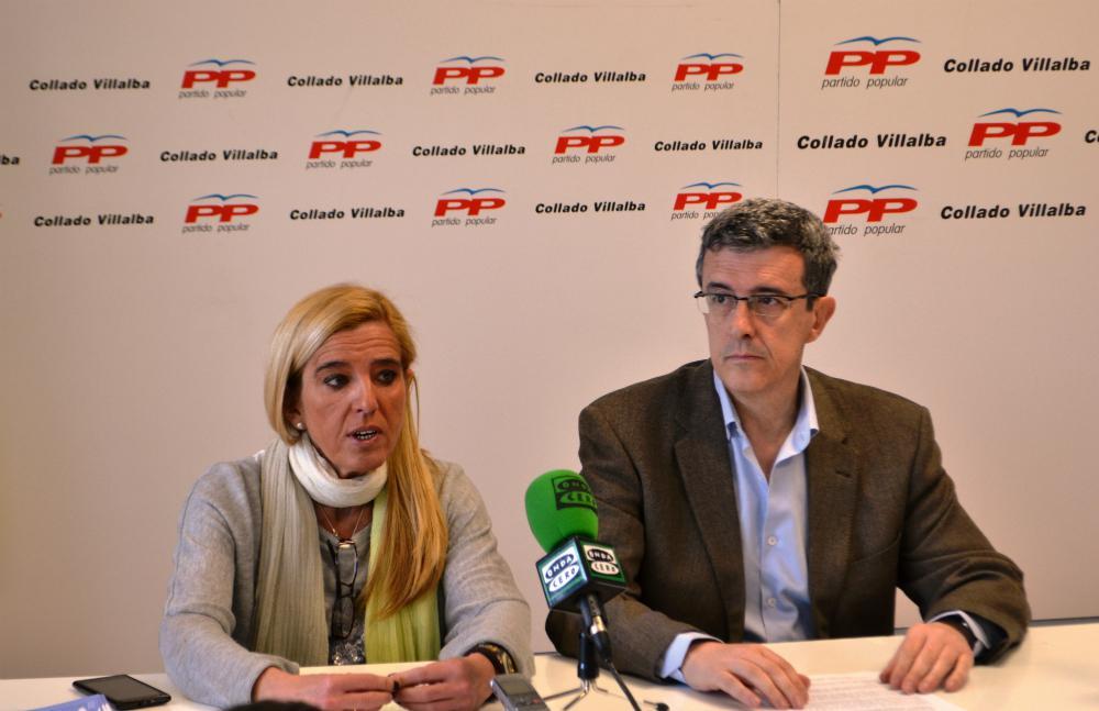 El PP de Collado Villalba abre varias vías de comunicación para contactar con su candidata