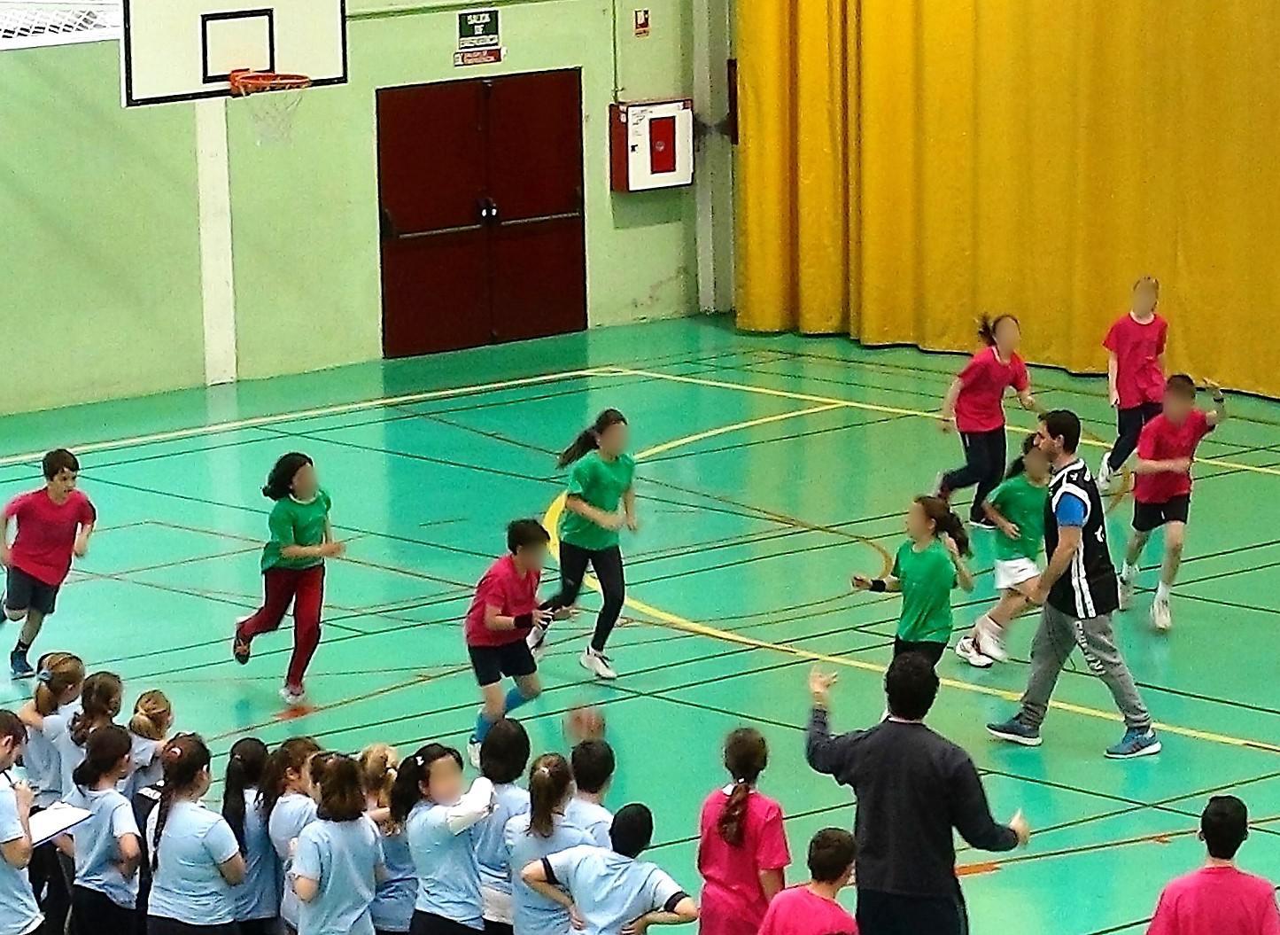 Galapagar celebra la segunda edición de sus Olimpiadas Escolares