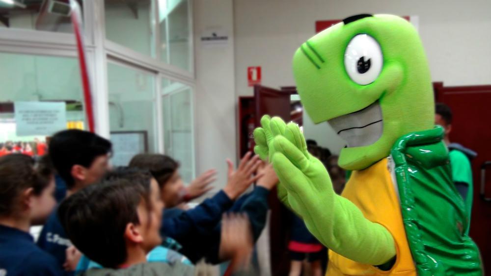 660 alumnos de Galapagar participaron en las Olimpiadas Escolares 2015
