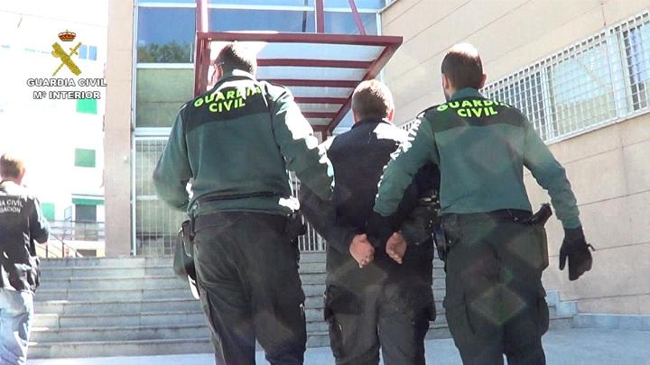 La Operación Balkanika desarticula en Collado Villalba una banda dedicada al robo de vehículos de lujo