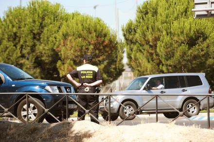 La Policía Local de Las Rozas pone en marcha un plan para garantizar la seguridad de la comunidad escolar