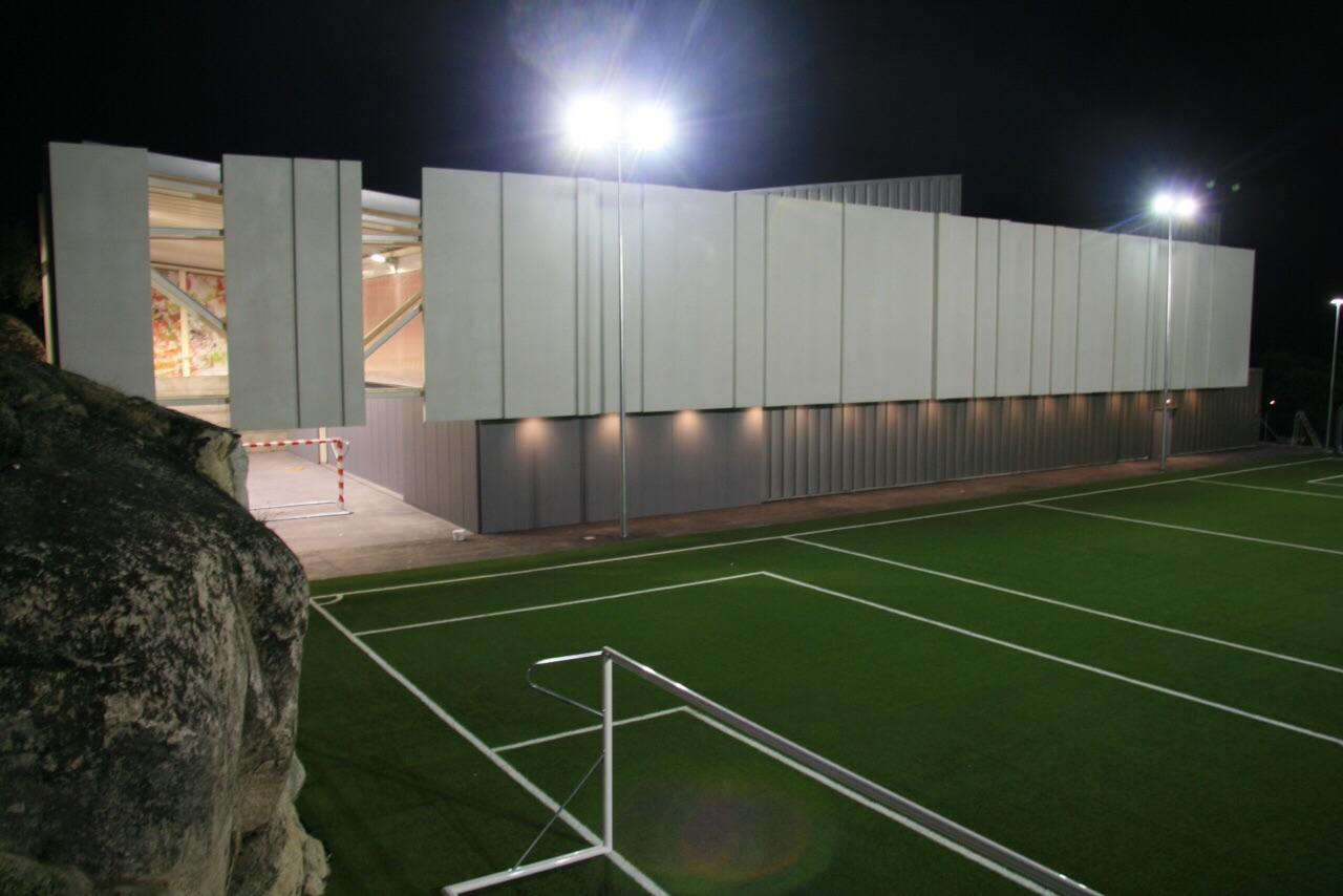 El Colegio Peñalar inaugura oficialmente sus nuevas instalaciones deportivas