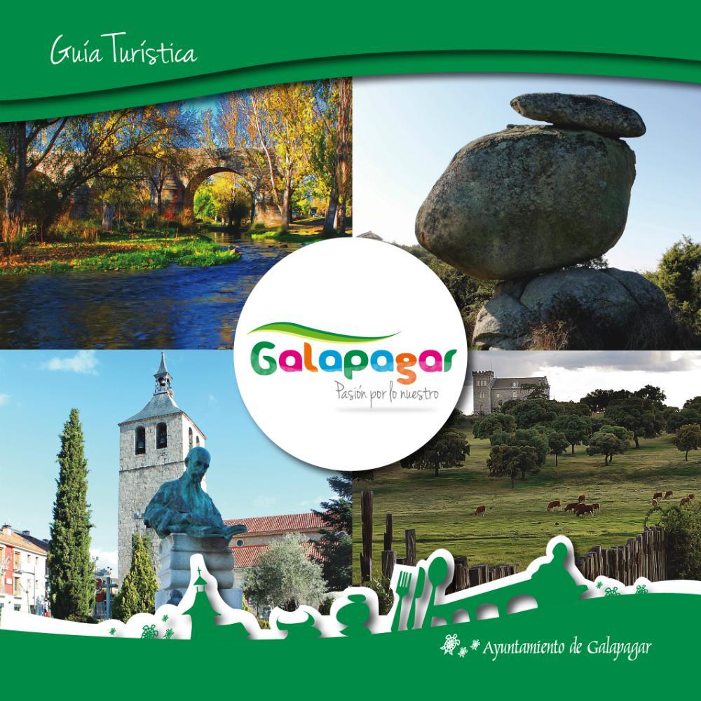 Galapagar ya tiene su propia guía turísitica