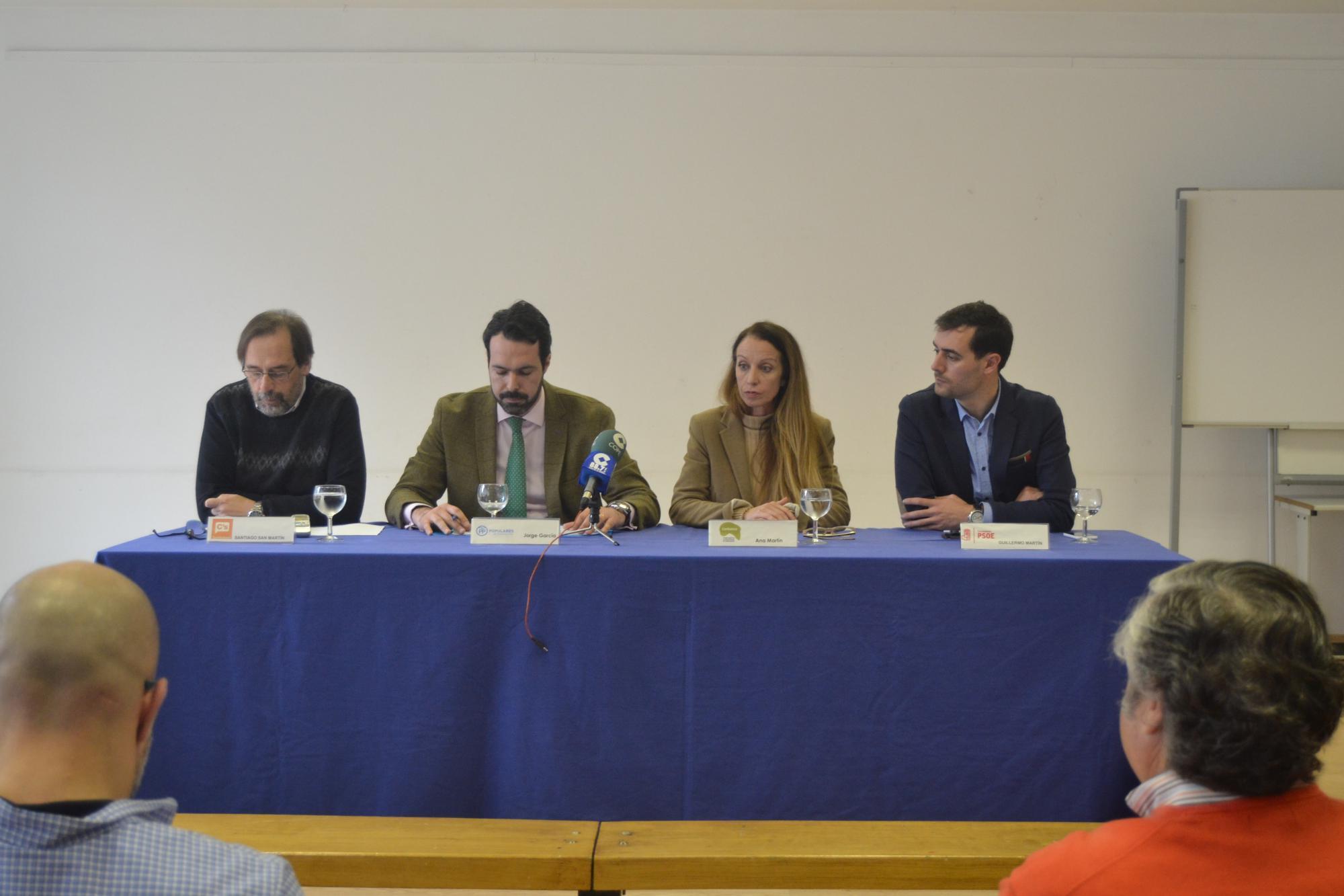 Los grupos de la oposición en el Ayuntamiento de Torrelodones piden la retirada del Avance del Plan General de Ordenación Urbana