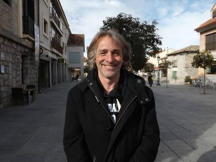 Rubén Díaz, nuevo presidente del Torrelodones CF