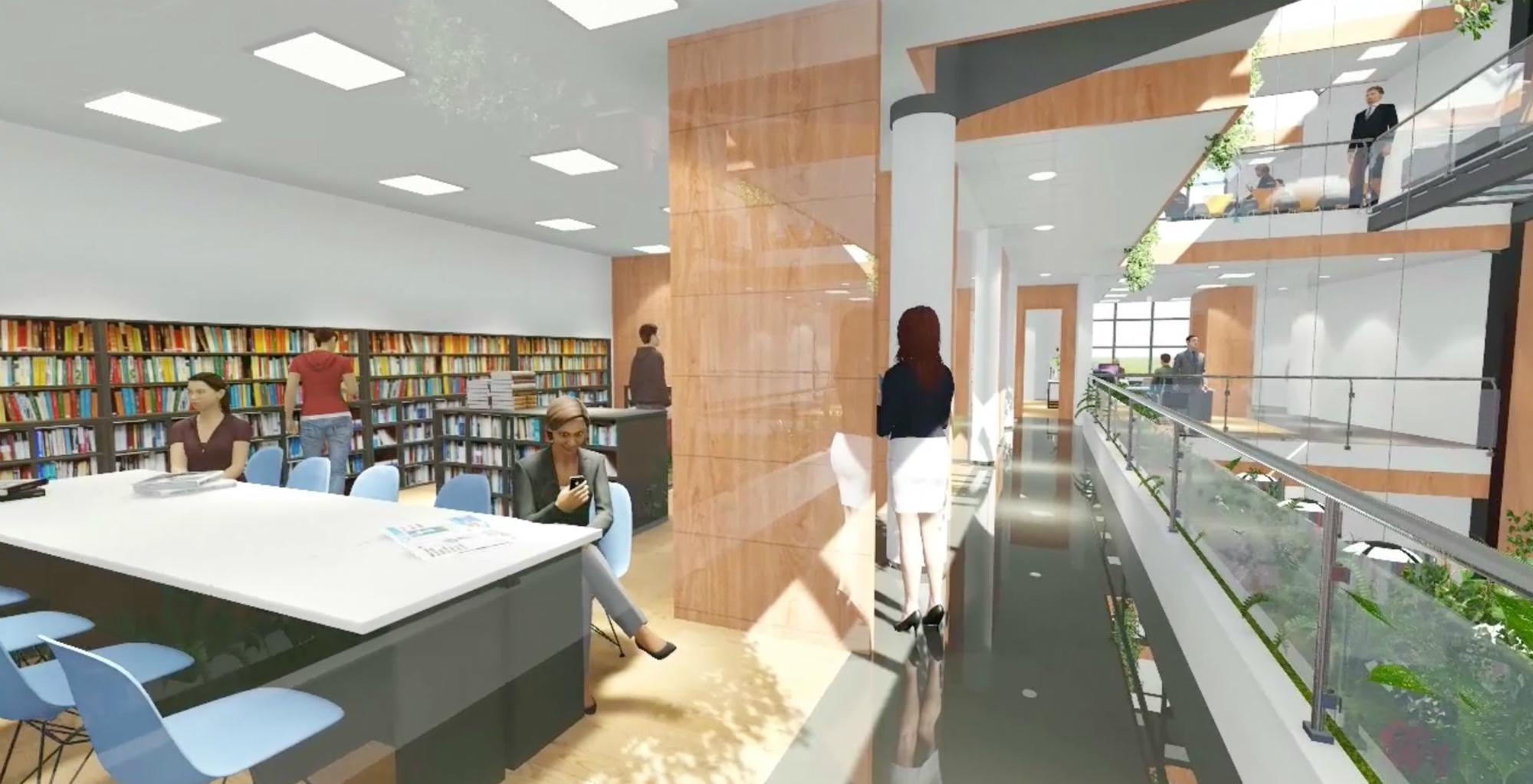 Cierre temporal de la Biblioteca Municipal por mudanza.