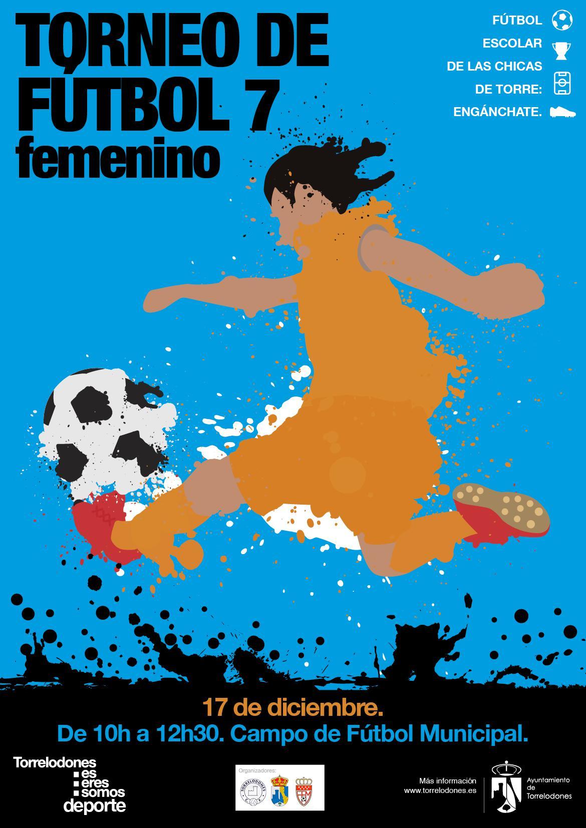 I Jornadas de divulgación del fútbol femenino en Torrelodones