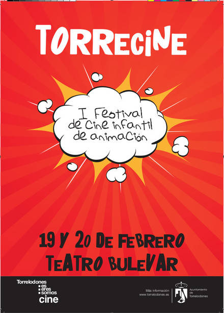 Torrelodones celebra Torrecine, su primer Festival de Cine Infantil de Animación