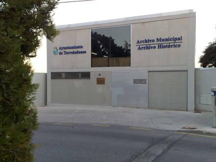 La web municipal de Torrelodones, recogerá el archivo histórico del municipio