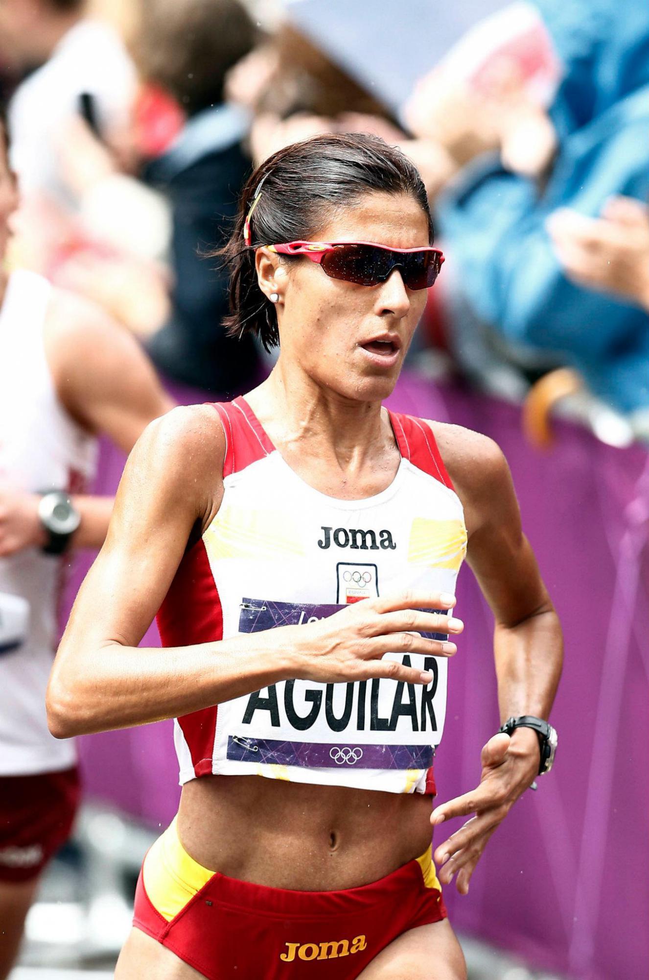 """Alessandra Aguilar, atleta de élite: """"Preparar una maratón es más duro que competirla"""""""