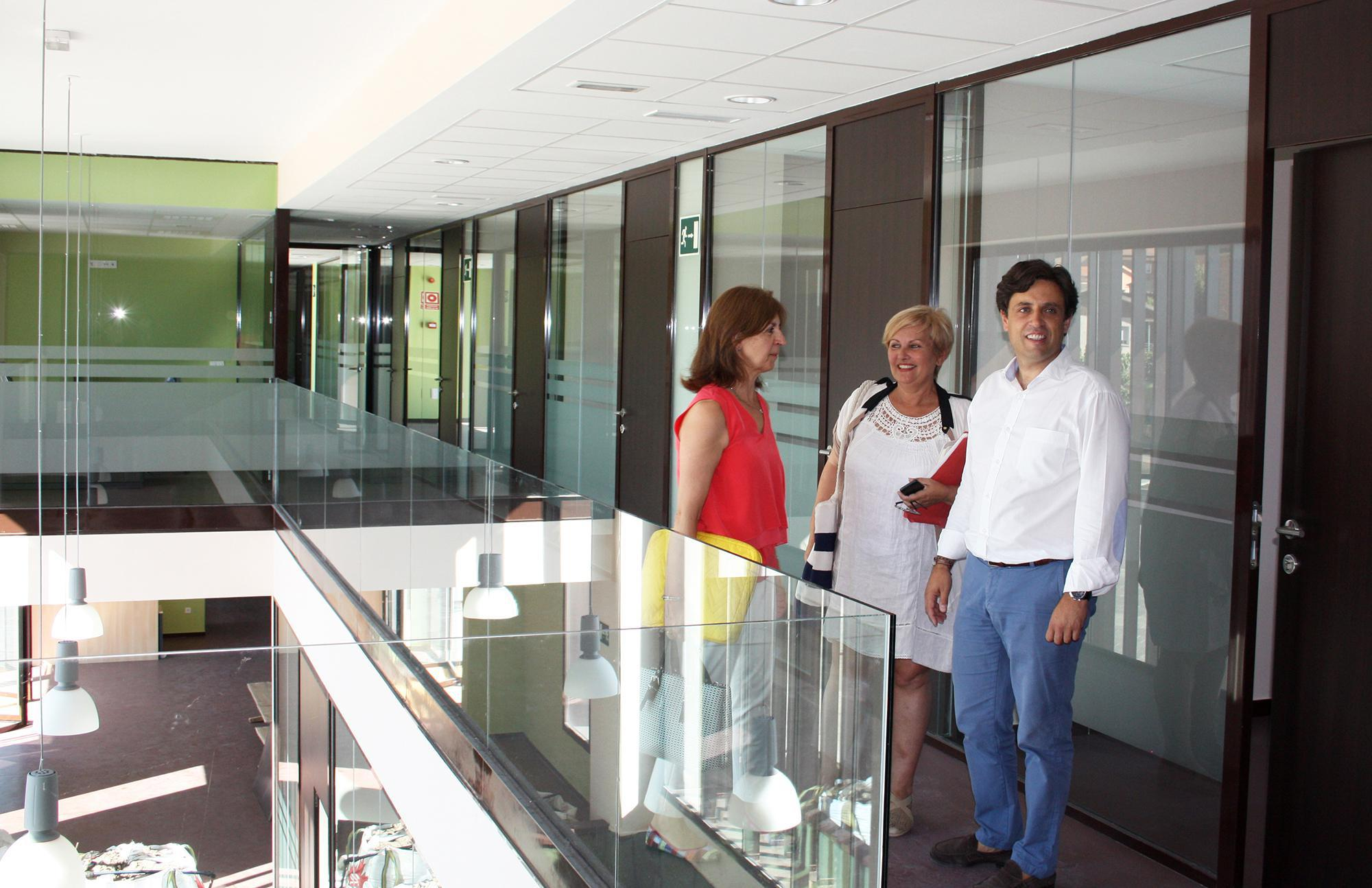 Galapagar abre su nuevo ayuntamiento a los vecinos