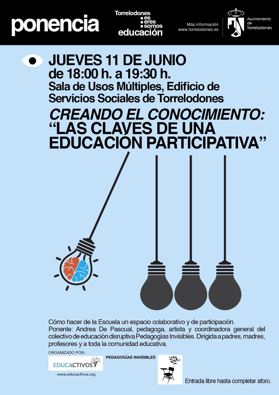 Debate por una educación participativa